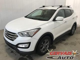 Used 2013 Hyundai Santa Fe SPORT PREMIUM AWD for sale in Trois-Rivières, QC