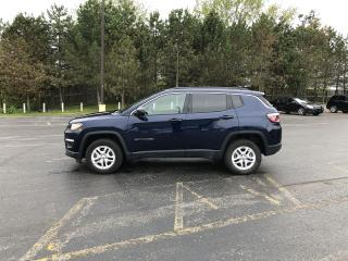 Used 2019 Jeep Compass Sport 4WD for sale in Cayuga, ON