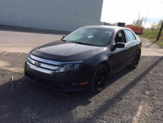 Used 2010 Ford Fusion Berline 4 portes, 4 cyl. en ligne, SE, t for sale in Quebec, QC