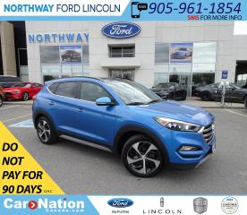 Used 2017 Hyundai Tucson Limited | AWD | NAV | PWR HTD LEA | PANO ROOF | for sale in Brantford, ON