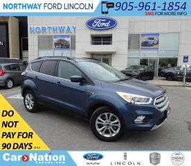 Used 2018 Ford Escape SEL | AWD | NAV | HTD LEATHER | PANO ROOF | for sale in Brantford, ON