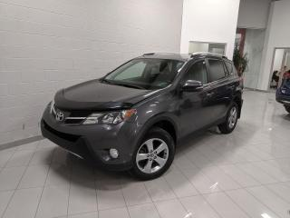 Used 2015 Toyota RAV4 Traction avant 4 portes XLE for sale in Chicoutimi, QC
