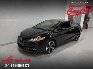 Used 2015 Honda Civic 2 portes, boîte manuelle, Si for sale in Chicoutimi, QC