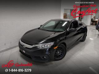 Used 2016 Honda Civic EX-T 2 portes CVT for sale in Chicoutimi, QC