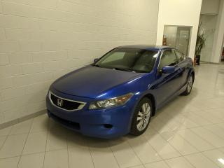 Used 2008 Honda Accord 2 portes 4 cyl. en ligne, boîte manuelle for sale in Chicoutimi, QC
