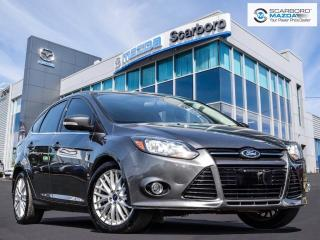 Used 2014 Ford Focus Titanium|NAV|MOONROOF for sale in Scarborough, ON