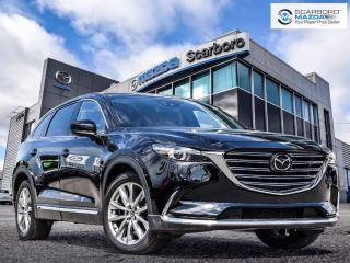 Used 2016 Mazda CX-9 NEW TIRES&BRAKES|NAV|NAPPA LEATHER|AWD for sale in Scarborough, ON