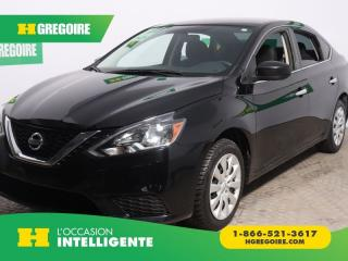 Used 2017 Nissan Sentra S A/c Bluetooth for sale in St-Léonard, QC