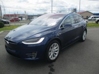 Used 2017 Tesla Model X TESLA X 100D 2017 for sale in Terrebonne, QC