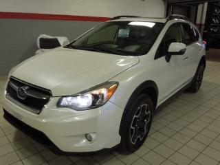 Used 2014 Subaru XV Crosstrek Ltd Package for sale in Terrebonne, QC