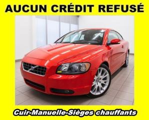 Used 2007 Volvo C70 T5 Cuir Convertible for sale in St-Jérôme, QC