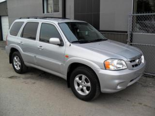 Used 2005 Mazda Tribute VUS V6 3,0 L A/C for sale in Laval, QC