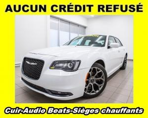 Used 2015 Chrysler 300 S Sièges Ch. Audio for sale in St-Jérôme, QC