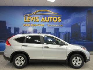 Used 2014 Honda CR-V Lx Caméra De Recul for sale in Lévis, QC