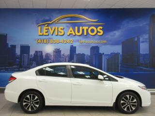 Used 2013 Honda Civic Ex T.ouvrant Camera for sale in Lévis, QC