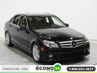 Used 2010 Mercedes-Benz C 300 AWD A/C TOIT for sale in St-Léonard, QC