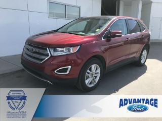 Used 2016 Ford Edge SEL AWD - Clean Carfax for sale in Calgary, AB