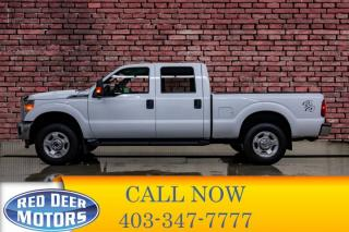 Used 2016 Ford F-250 4x4 Crew Cab XLT for sale in Red Deer, AB