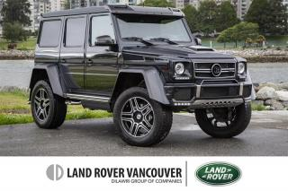 Used 2017 Mercedes-Benz G550 4x42 SUV *Full Brabus Edition! for sale in Vancouver, BC