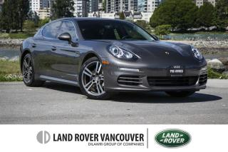 Used 2014 Porsche Panamera 4S for sale in Vancouver, BC