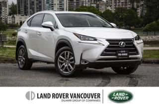 Used 2017 Lexus NX 200t 6A *Local With No Accidents!  Low Kms! for sale in Vancouver, BC