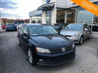Used 2015 Volkswagen Jetta Highline 1.8 Tsi for sale in Québec, QC