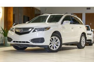 Used 2016 Acura RDX 2016 Acura RDX * Navigation * Sunroof * Certified* for sale in Montréal, QC