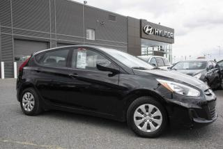 Used 2015 Hyundai Accent LE 1.6L AUTO TRACTION AVANT for sale in St-Hyacinthe, QC