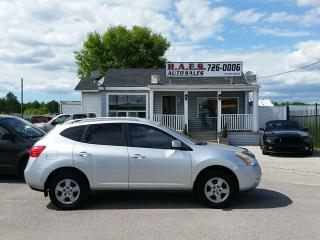 Used 2008 Nissan Rogue S AWD SUV LOW K'S for sale in Barrie, ON