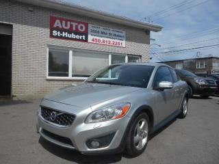 Used 2012 Volvo C30 R-design T5 R DESIGN for sale in St-Hubert, QC