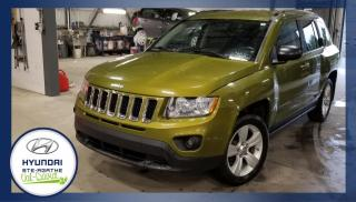 Used 2012 Jeep Compass Bas KM, Traction avant, 4 portes, Sport, for sale in Val-David, QC