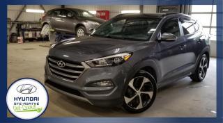 Used 2016 Hyundai Tucson Limited 1.6L 4 portes TI for sale in Val-David, QC