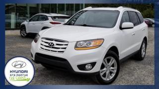 Used 2011 Hyundai Santa Fe Traction intégrale 4 portes V6 Auto Limi for sale in Val-David, QC