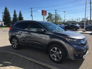 Used 2017 Honda CR-V EX-L Bluetooth, Back Up Camera, Heated Seats and more! for sale in Waterloo, ON