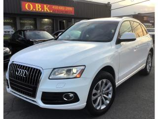 Used 2014 Audi Q5 2014 Audi - Quattro for sale in Laval, QC
