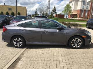 Used 2017 Honda Civic LX Bluetooth, Back Up Camera, Heated Seats and more! for sale in Waterloo, ON