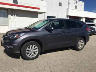 Used 2016 Honda CR-V EX-L Bluetooth, Back Up Camera, Heated Seats and more! for sale in Waterloo, ON