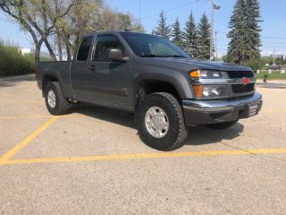 Used 2008 Chevrolet Colorado LS Local Manitoba / Clean Truck New Tires! for sale in Winnipeg, MB