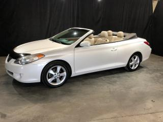 Used 2006 Toyota Solara Sle V6 Cabriolet for sale in St-Eustache, QC
