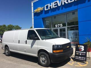Used 2019 Chevrolet Express Cargo 2500 135'' Wheelbase for sale in Gatineau, QC