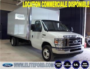 Used 2016 Ford E450 16 PIEDS, 5.4L, ROUES DOUBLE for sale in St-Jérôme, QC