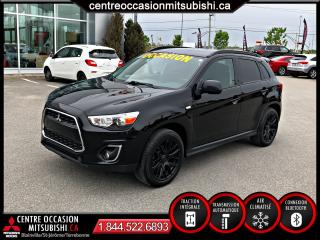 Used 2015 Mitsubishi RVR SE LIMITED MAGS NOIR for sale in St-Jérôme, QC