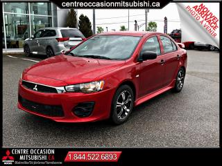 Used 2016 Mitsubishi Lancer DE  MAGS AILERON for sale in St-Jérôme, QC