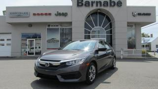 Used 2017 Honda Civic BLUETOOTH + CAMÉRA + GROUPE ÉLECTRIQUE + for sale in Napierville, QC