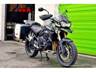 Used 2013 Triumph Tiger (Brand new brakes & tires!) for sale in Vancouver, BC