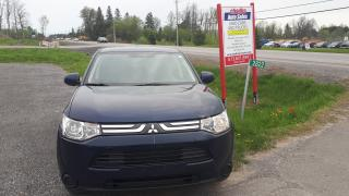 Used 2014 Mitsubishi Outlander ES for sale in Carp, ON