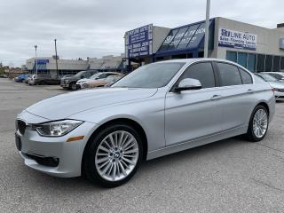 Used 2013 BMW 328 i xDrive AWD|NAVI|LED PKG|SUNROOF|ALLOYS for sale in Concord, ON