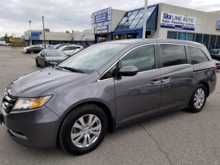 Used 2014 Honda Odyssey EX 1 OWNER|ACCIDENT FREE|HEATED SEATS|BACKUP CAMERA|CERTIFIED|ALLOYS| for sale in Concord, ON