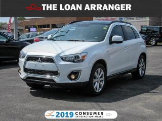 Used 2014 Mitsubishi RVR for sale in Barrie, ON