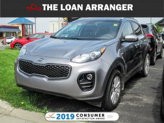 Used 2019 Kia Sportage for sale in Barrie, ON